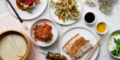 Join us for a preview of Andrew Wong's new restaurant Kym's with 50% off total bill