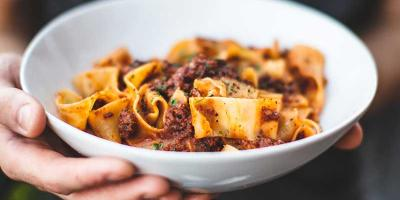Try the recently-opened Emilia's Crafted Pasta in Aldgate with 50% off the total bill