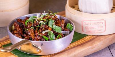 Try out new Soho spot Fatt Pundit with 50% off the food bill