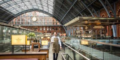 Enjoy a taste of spring with St Pancras Brasserie by Searcys new Market Menu