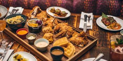 Enjoy 30% off the new menu at Red Rooster London