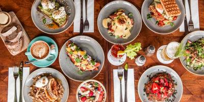 Enjoy this 50% special offer on all brunch dishes at Little Bat
