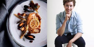 Be the first to try Wildflower by 28-year-old Irish celebrity chef, Adrian Martin, with 50% off your food bill