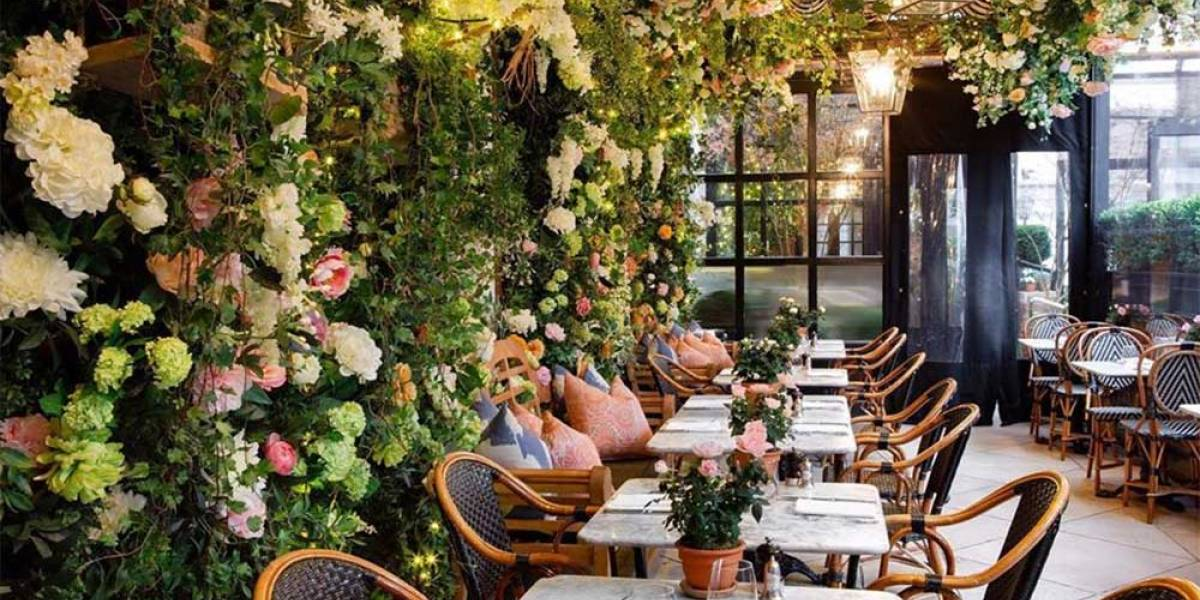 The very best restaurants in London for eating alfresco