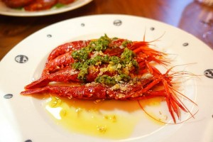 Test Driving Neptune - a stylish seafood spot in Bloomsbury