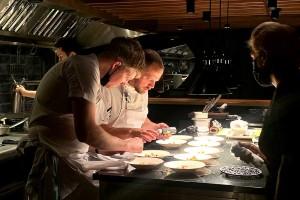Test Driving Kitchen Table 2.0 - new look, new menu, new bar - new star?