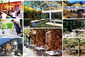 London's best winter alfresco - covered terraces, rooftops & more