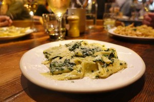 Perfect pasta at penny pinching prices - we Test Drive Flour and Grape in Bermondsey