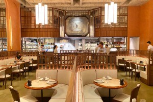 Test Driving Maison Francois - an instant hit in St James