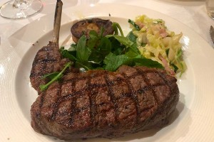 The Guinea Grill revisited - a steak haven in Mayfair