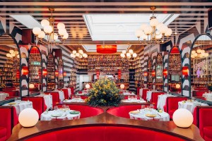 Ave Mario in Covent Garden is the huge new restaurant from Big Mamma