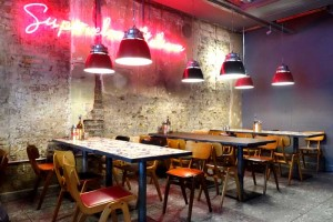 Superfast Roman pizzas - we Test Drive Pizza Union in King's Cross