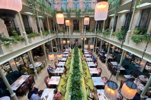 Test Driving NoMad London - Covent Garden gets a jaw-droppingly impressive looking restaurant