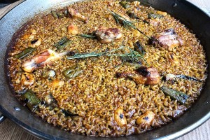 Test Driving Arros QD - Quique Dacosta does paella and more
