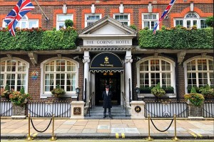 Cheeky overnight - dinner, bed and breakfast at the royal's favourite The Goring
