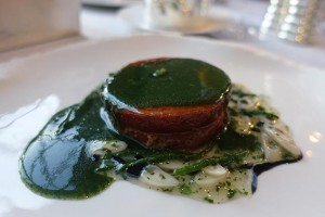 A Frenchman settles in at Michelin - we Test Drive Claude Bosi at Bibendum