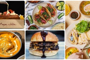 Best DIY meal & burger kits delivered - recreate London restaurant meals at home