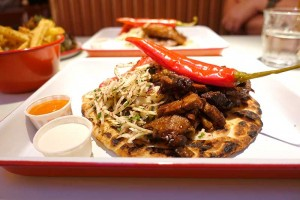 Test Driving Bababoom - an Islington kebab restaurant worth hitting up on Upper Street