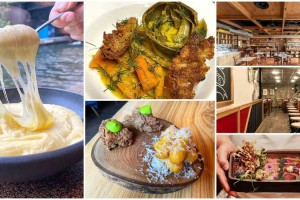 Hot Right Now - London's hottest restaurants - June 2021