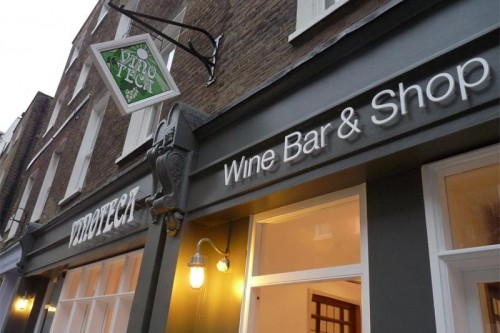 Vinoteca Marylebone