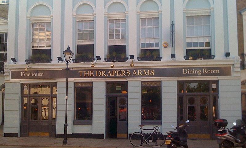 The Draper's Arms